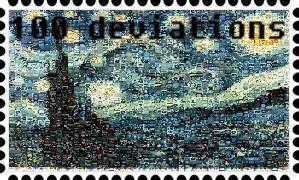 100th deviation stamp by xxx-sasuke-xxx