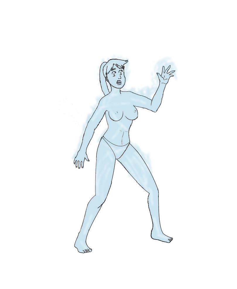 Frozen Alita by icemen8