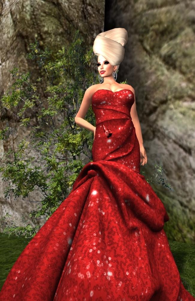 Valentine gown... by IwannabeClaire on DeviantArt