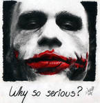 Why so serious? by argentinian-queen