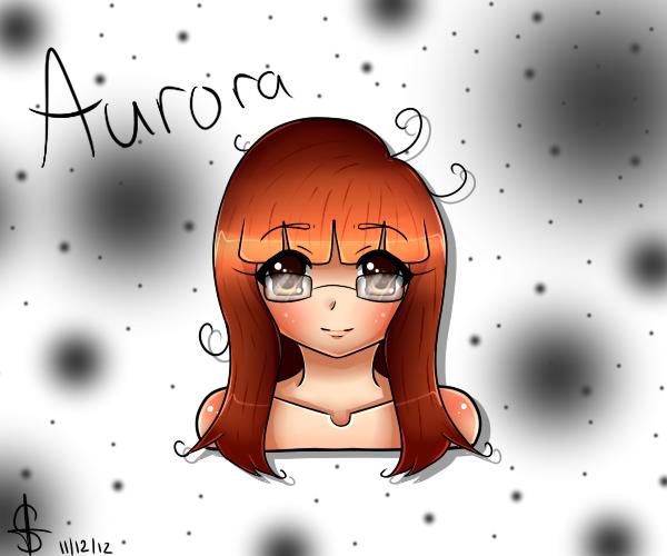Aurora by xDeliciousDemise