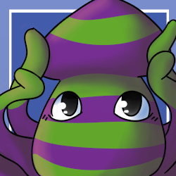 Little squid (Toyhouse Character Icon by FluffyFoxOfFate