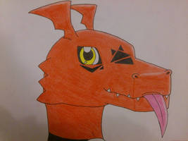 Guilmon Headshot