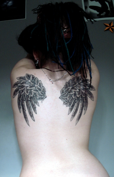 My Wings by AmeliaDolore
