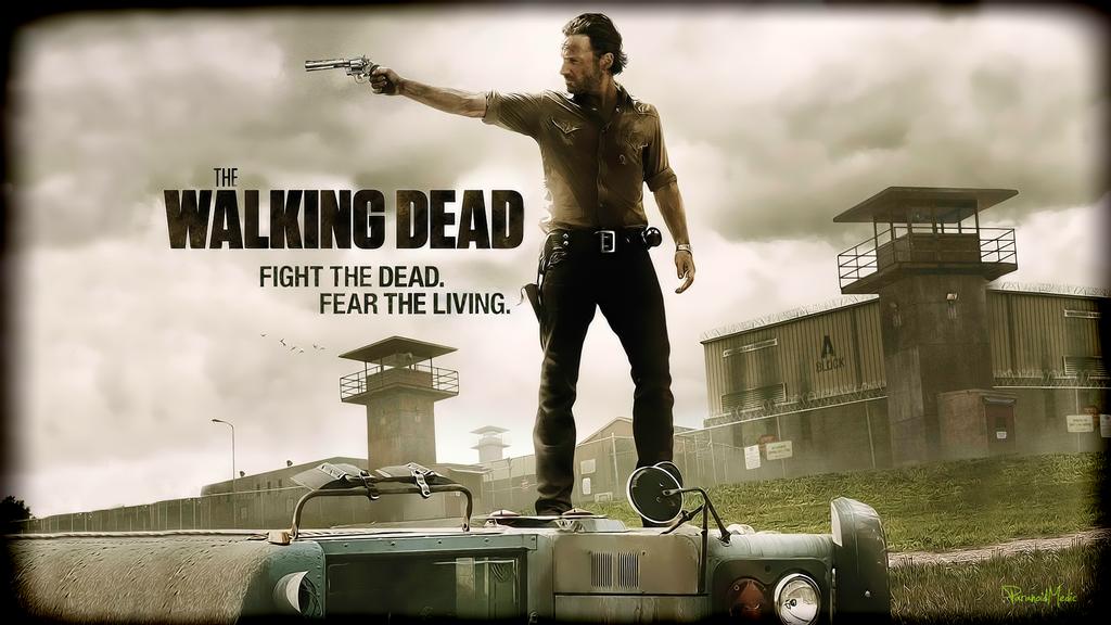 Pictures Of The Walking Dead Wallpaper Season 3 Fight The Dead Fear