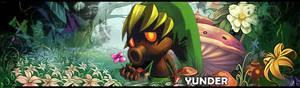 Zelda Deku Link Signature