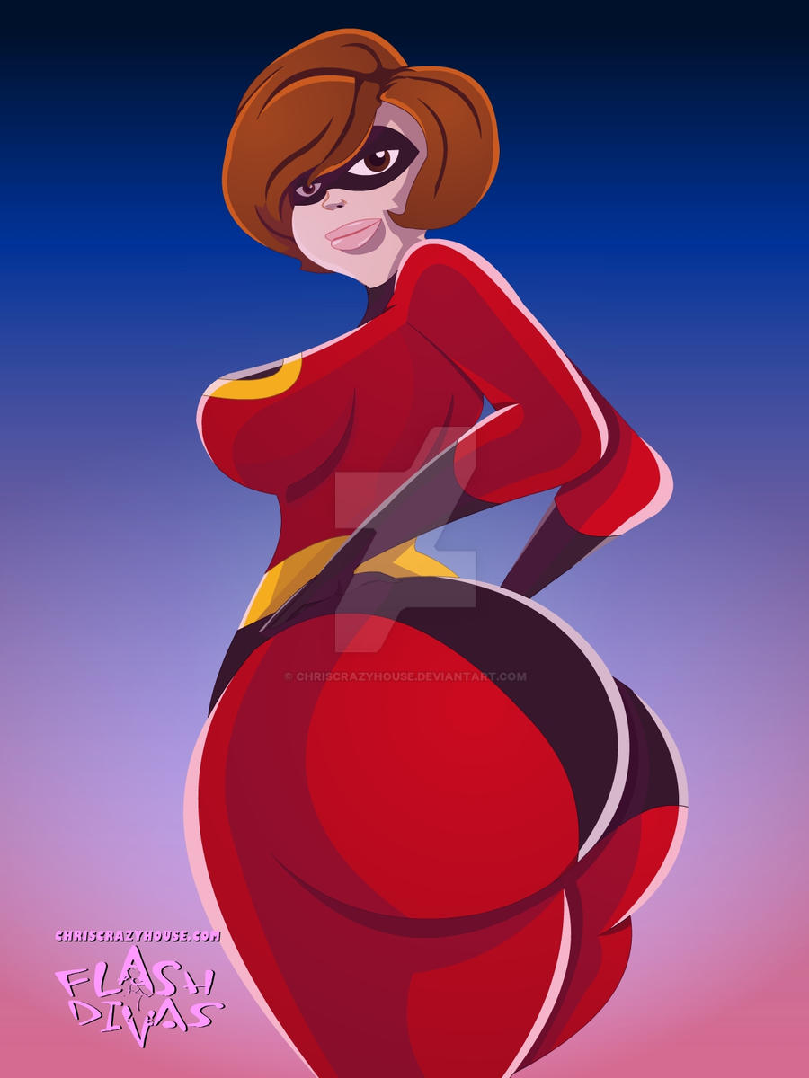 Big Booty Ms Incredible Porn