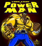 LUKE CAGE IS POWER MAN