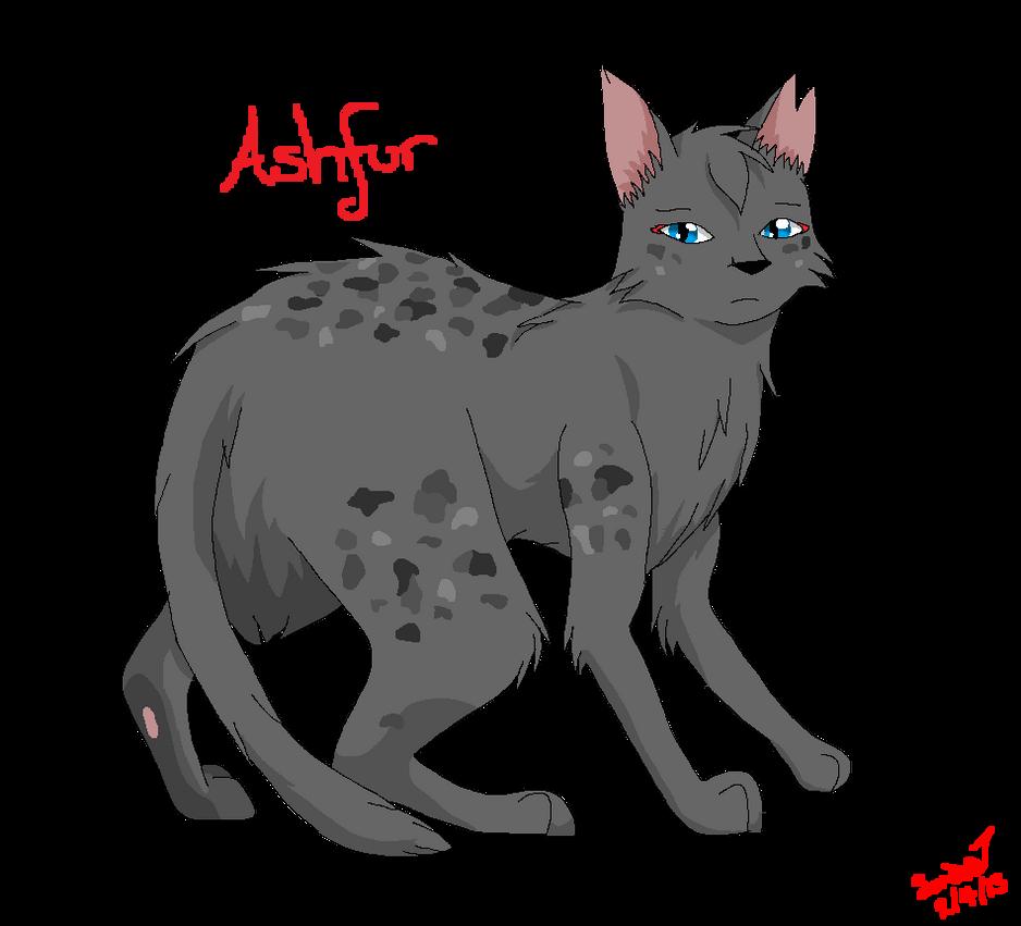 Warrior Cats Ashfur
