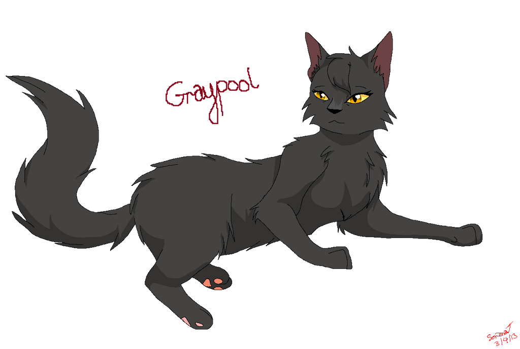 .::Graypool::. by SkyBlueArts