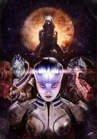 Mass Effect by undercoreart