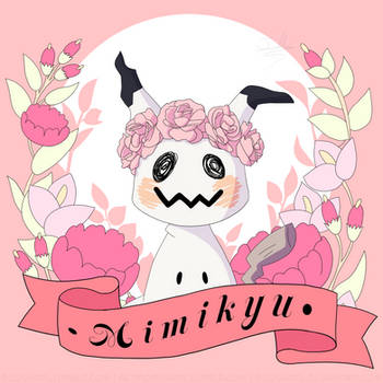 Mimikyu: Pastel Cutie by booshippl