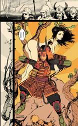 Hatakeyama Warrior by ch-peralta