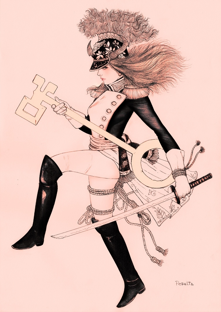 Dragoon Pretty Noose by ch-peralta