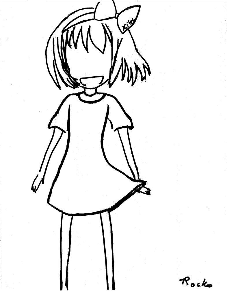 It's just an image of Sassy Kiki's Delivery Service Coloring Pages