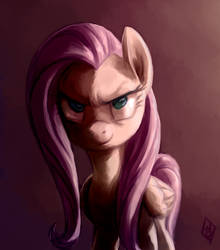 Fluttershy Corrupted