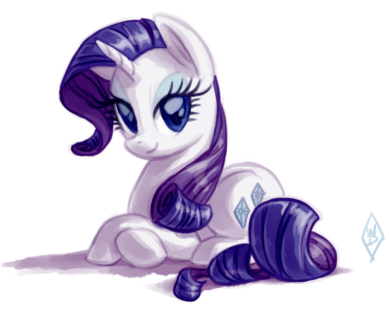 Simply Rarity by WhiteDiamondsLtd