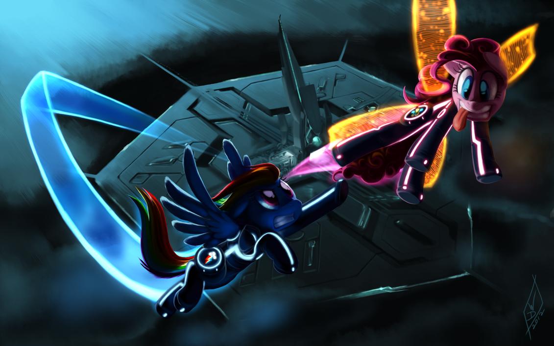 commission__pony_tron_by_whitediamondsltd-d4ul61q.png