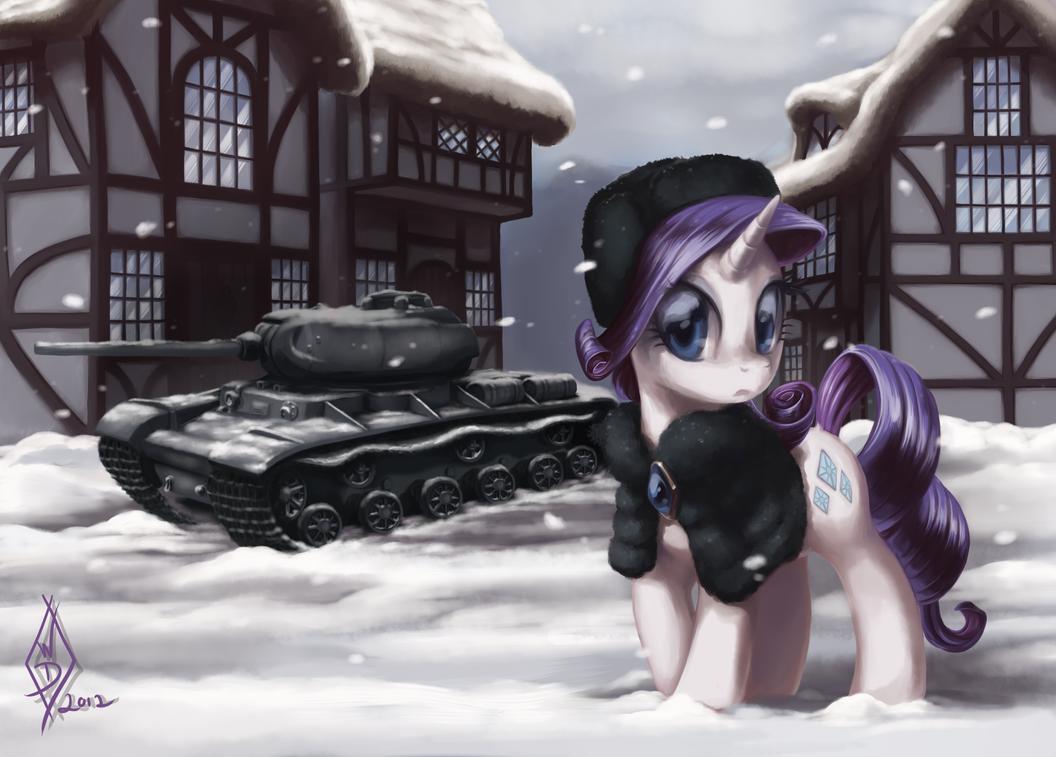 Commission: Soviet Rarity by WhiteDiamondsLtd
