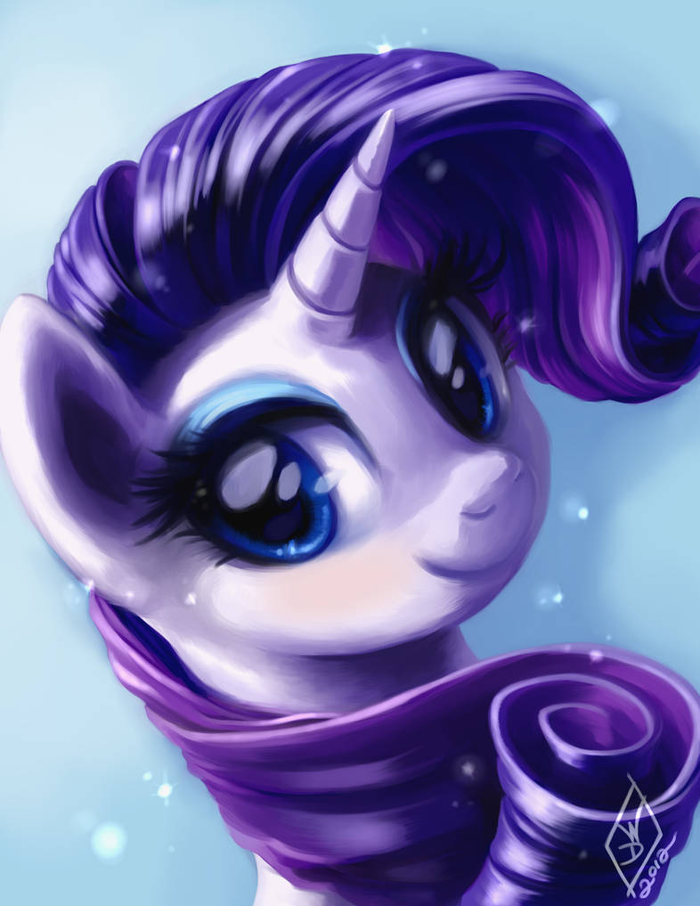Shine Like Rarity