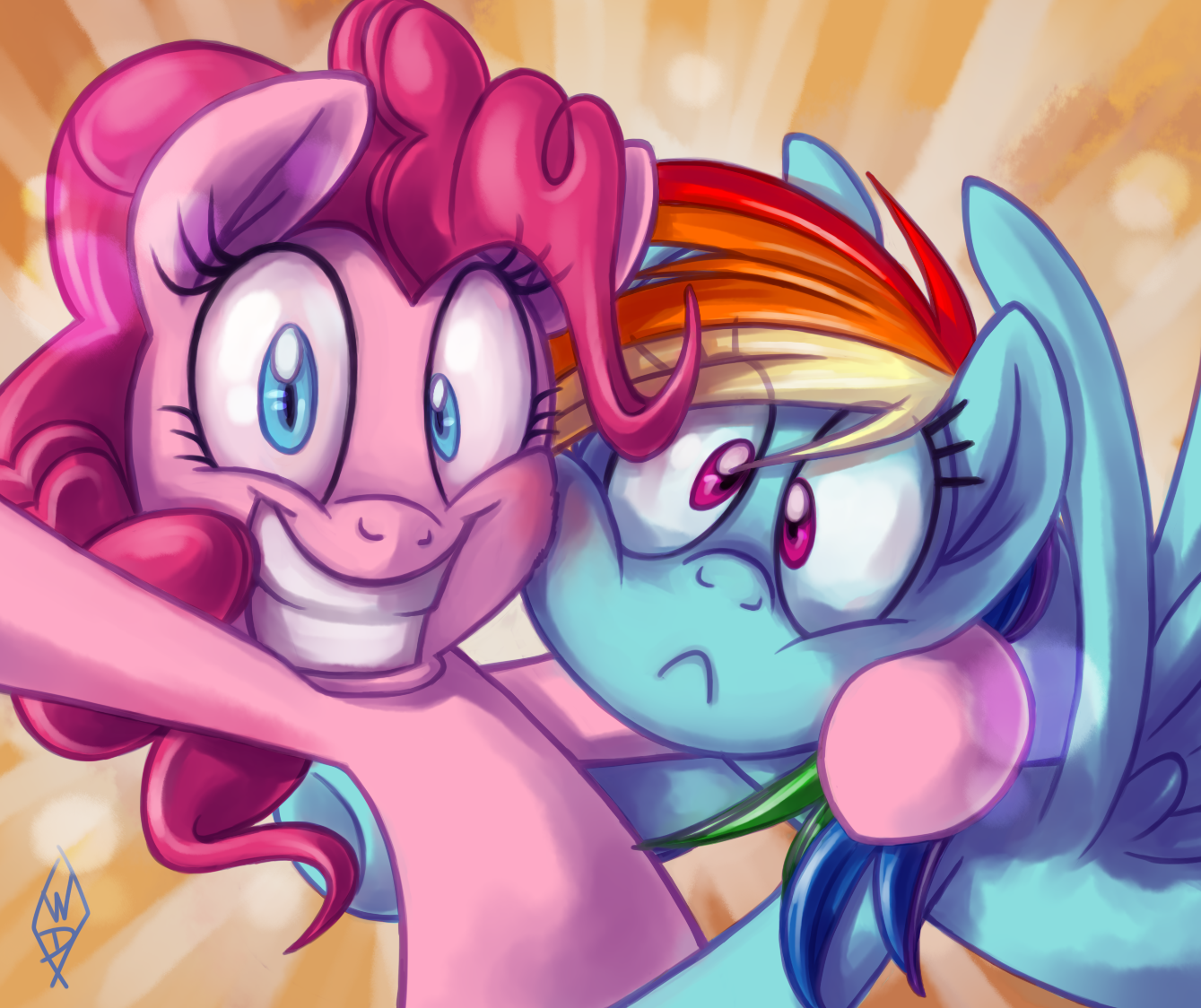 Say Cheese, Dashie! by WhiteDiamondsLtd