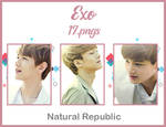 #45 NATURAL REPUBLIC-EXO-ONECLICKANDREA by andreakaisoo