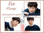 PACK #51 [ CHANYEOL-EXO-ONECLICKANDREA] by andreakaisoo