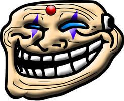 Sigma Trollface by Master-Cehk