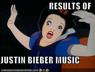 JUSTIN BIEBER MUSIC by Pseudalopex-fox