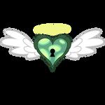 Cutie Mark : Turtle Heart Shell