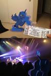 Princess Luna at Nightwish Concert