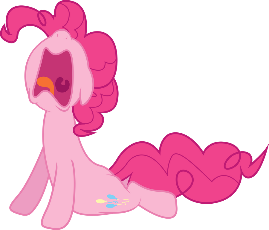 Wailing Pinkie Pie by ShadyHorseman