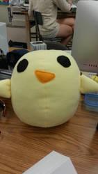 Fleece Plush Bird