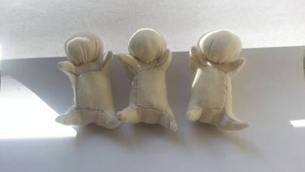 Sarubobo Babies - Body Base