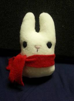 Simple Bunny Fleece Plush