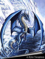 this is my sister dragon form by jake567890