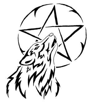 Pentagram Tattoos