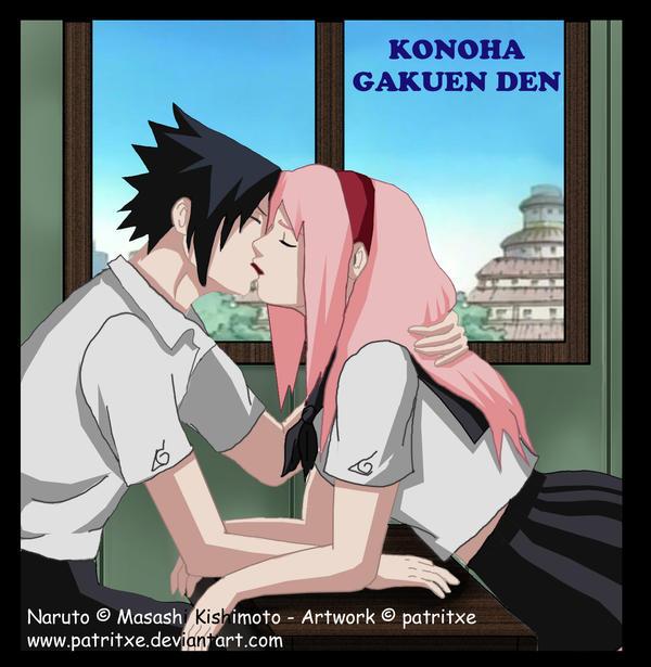Konoha Gakuen Den Anime Konoha Gakuen Den Contest by