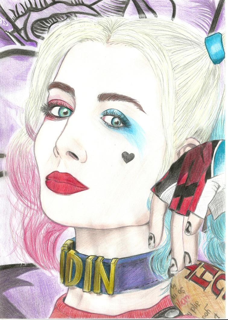 Harley Quinn by chairo-96