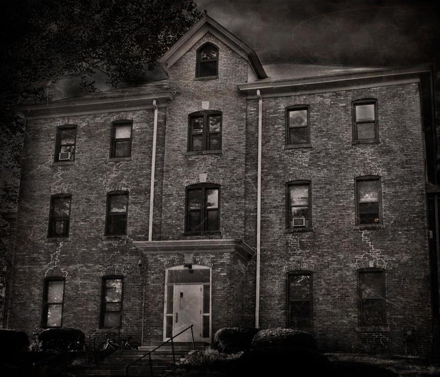 Haunted House by Achmetha