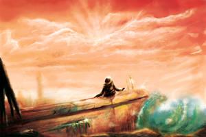 The Furthest Shore by Uzi-Muzi