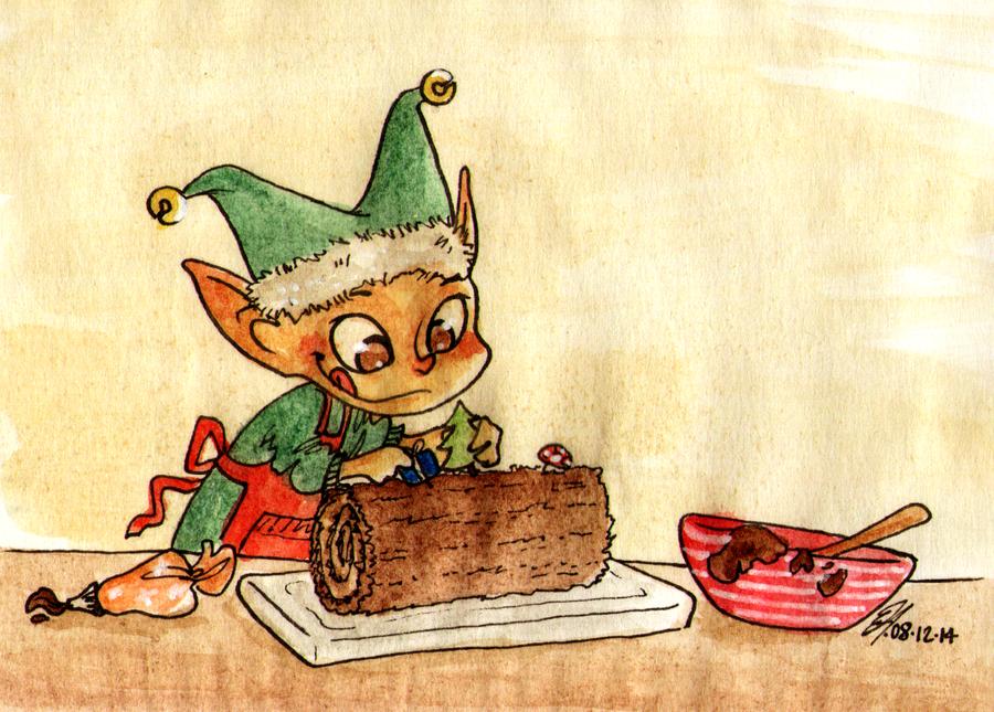 Happy holidays! by RaiseYourChickenWing