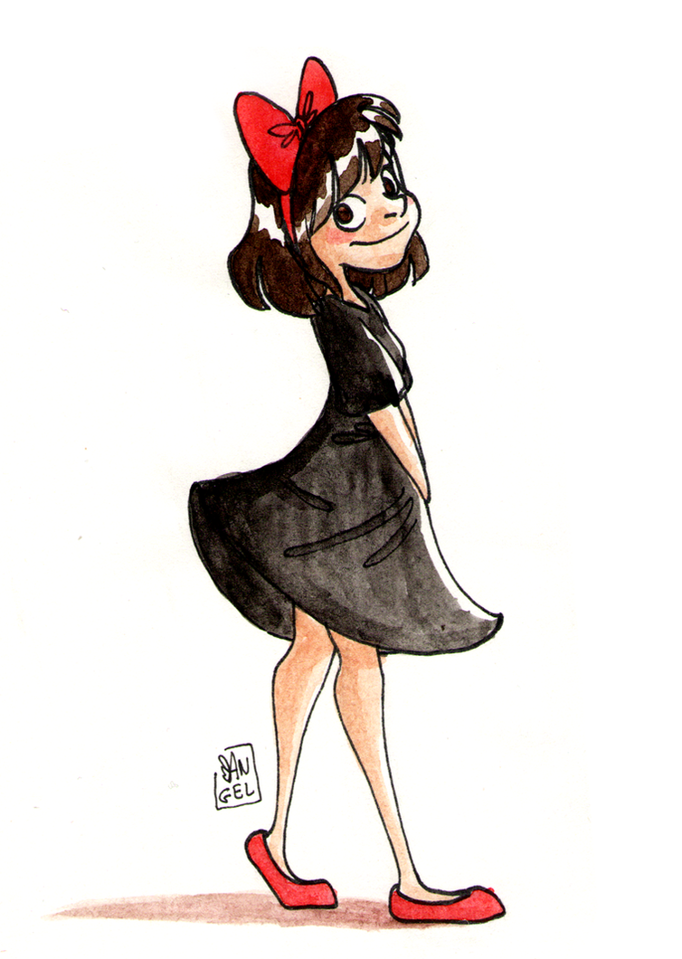 Kiki by RaiseYourChickenWing