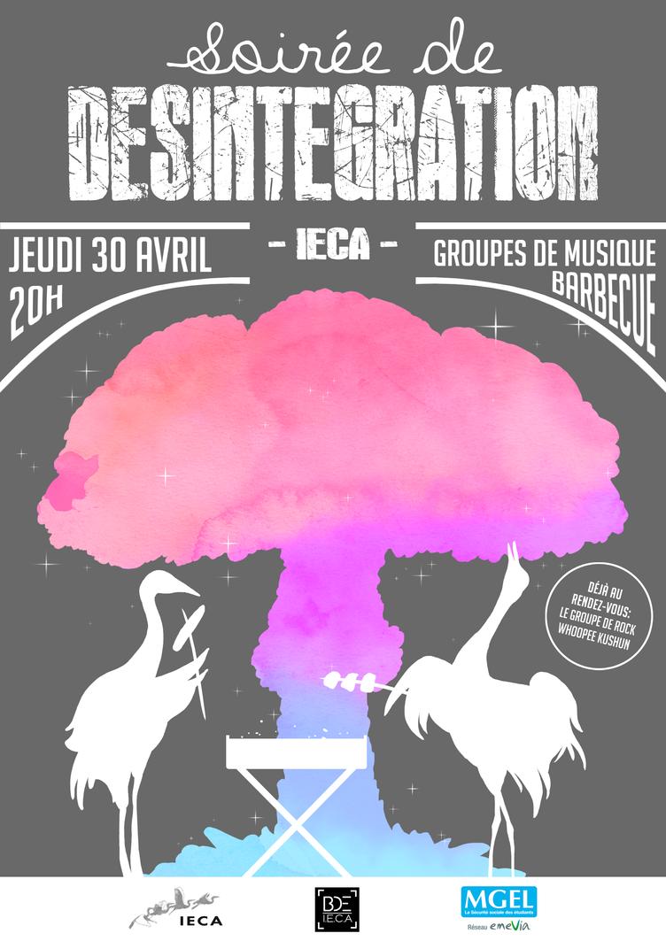 soiree desintegration by RaiseYourChickenWing