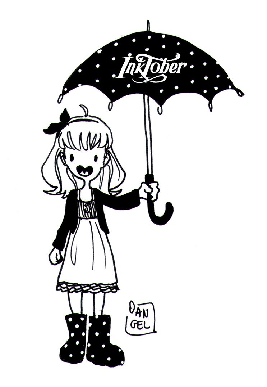 Inktober day 11 by RaiseYourChickenWing