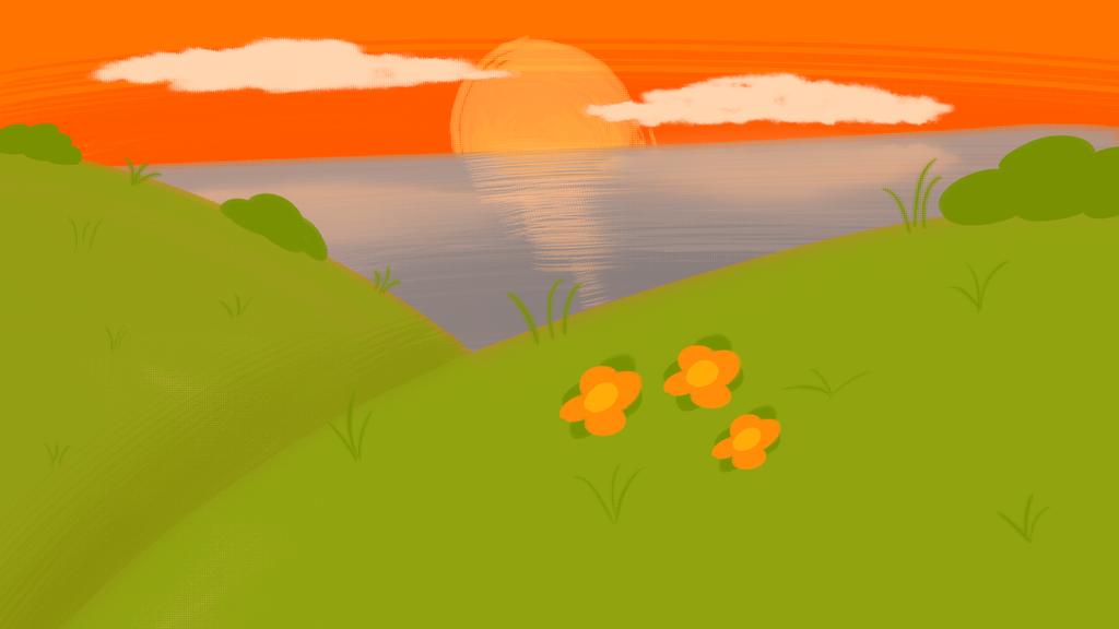 Sunset by LetsPlayTVGames