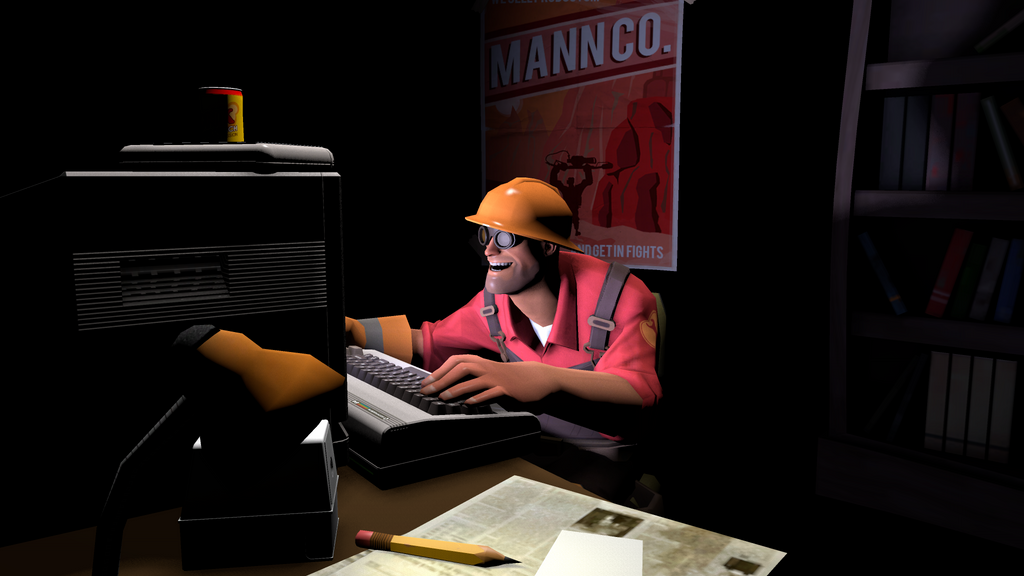 Engie's Commodore by LetsPlayTVGames