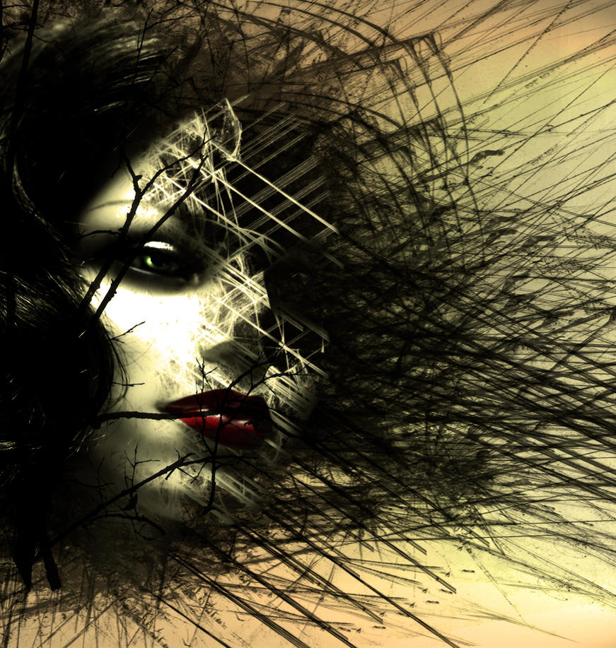 Art on Pinterest | Anne Sexton, Depression Art and Dark Art