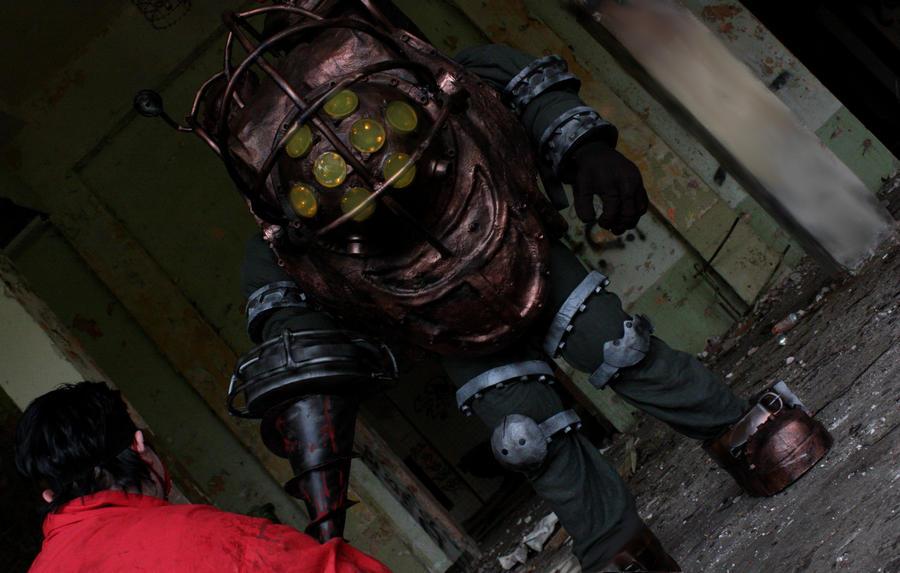 bioshock cosplay by Tobi-theUke