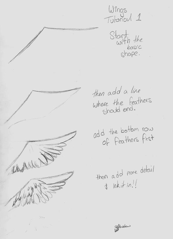 Wings Tutorial by Shadow-Jayy